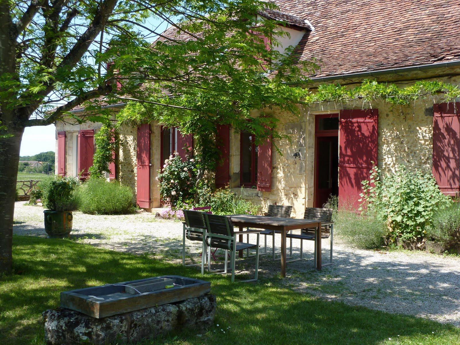 chambres d'hôtes Bergerac - Domaine de Bellevue Cottage