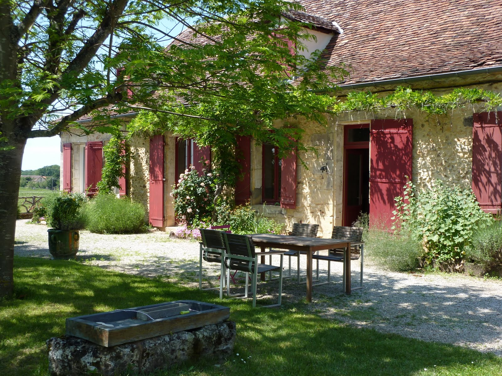 chambre d'hôtes - Bed & Breakfast - Bergerac