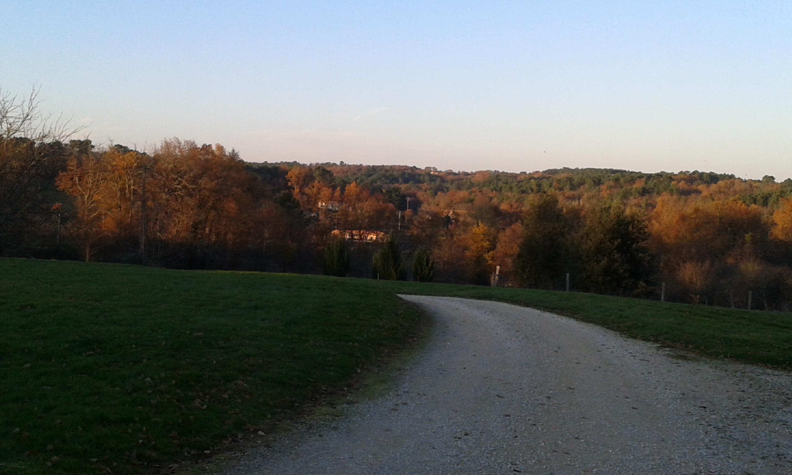 la dordogne en automne